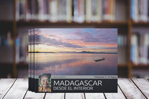 Madagascar, el libro, ver el volumen 2 en Amazon